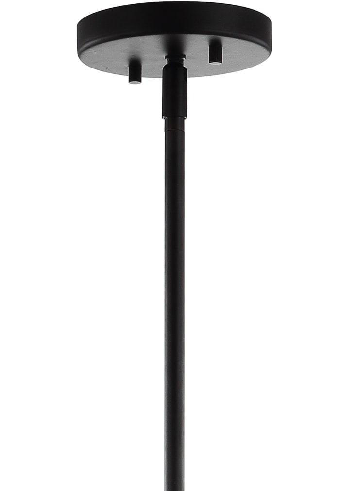 Adjustable Metal LED Pendant, Oil Rubbed Bronze