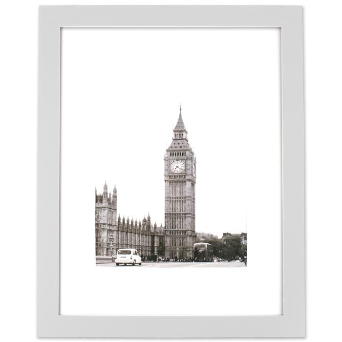 11x14 White Frame