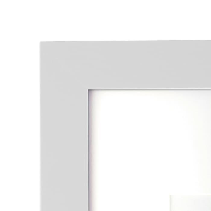 White 11 x 14