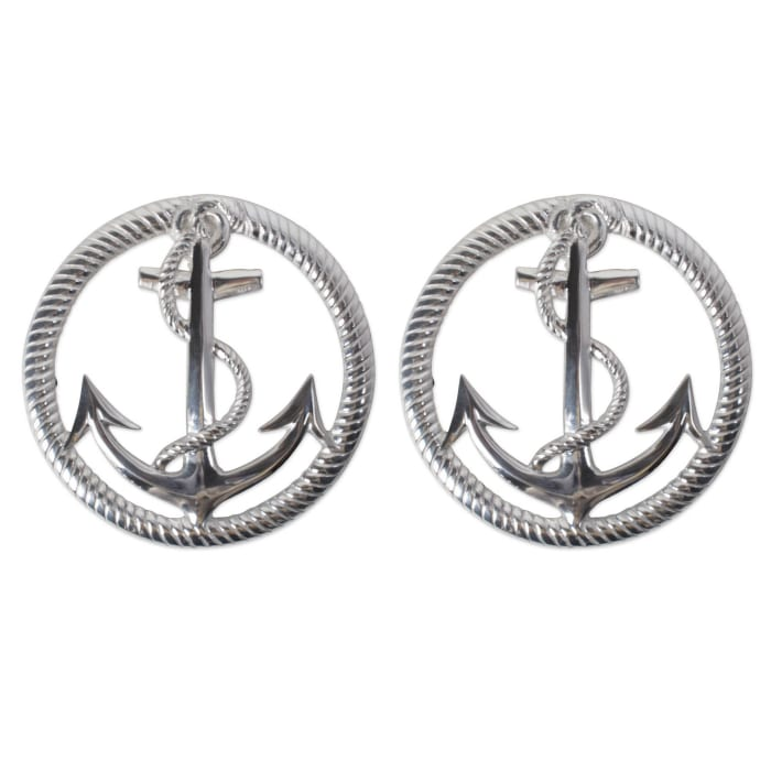 Anchor And Rope Trivet (Set of 2)