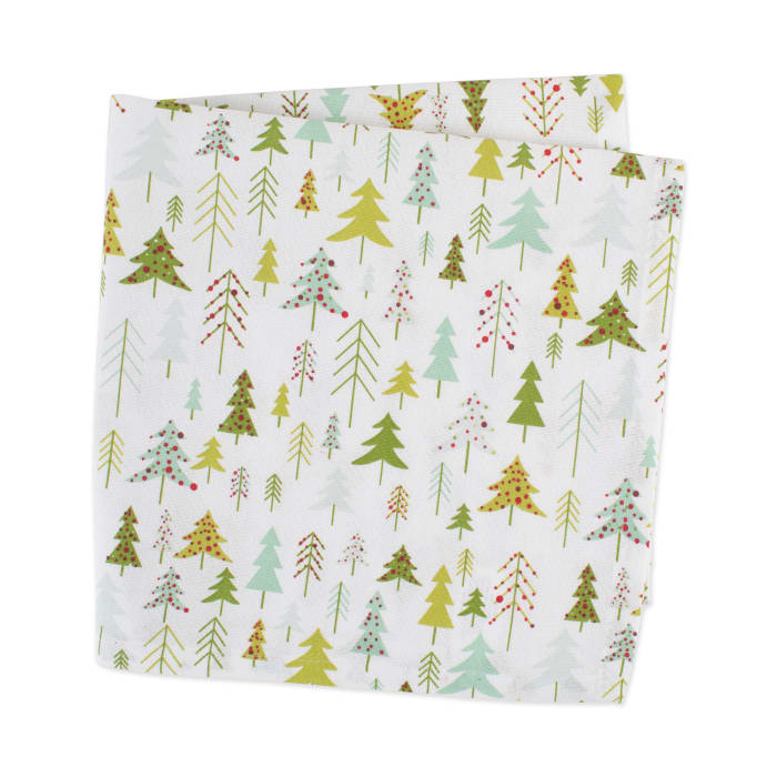 Holiday Woods Printed Napkin (Set of 6)