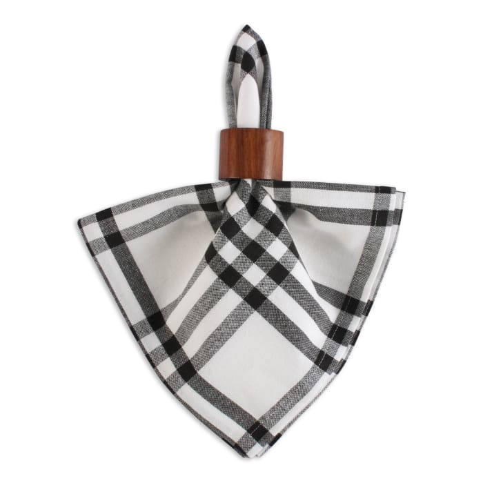 Homestead Plaid Tabletoppers, 20x20
