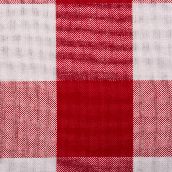 Red & White  Buffalo Check Napkin (Set of 6)