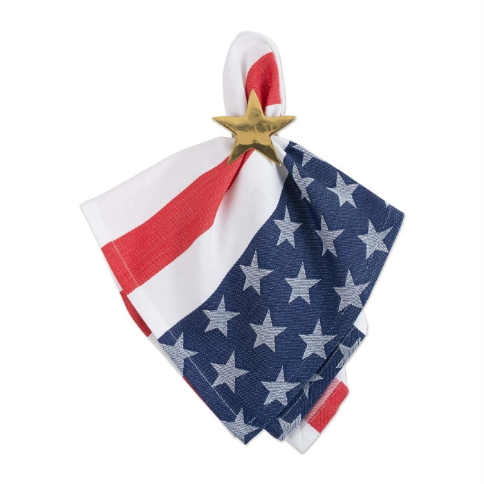 Stars & Stripe Napkin (Set of 6)