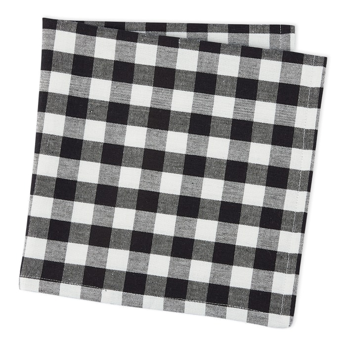 Vintage Farm Check Napkin (Set of 6)