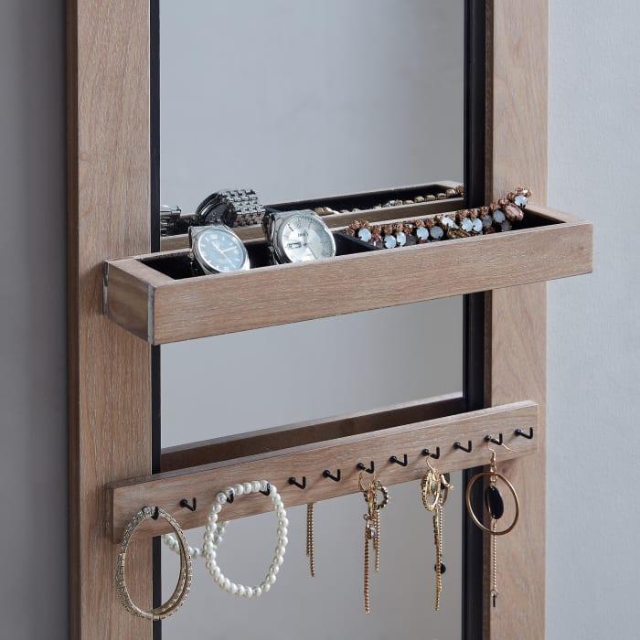 Arch Jewelry Armoire