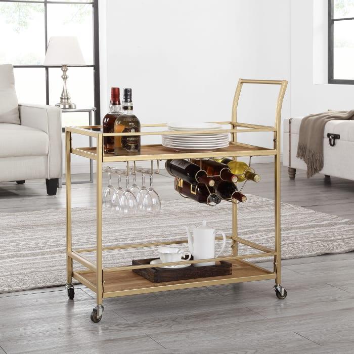 Francesca Bar Cart