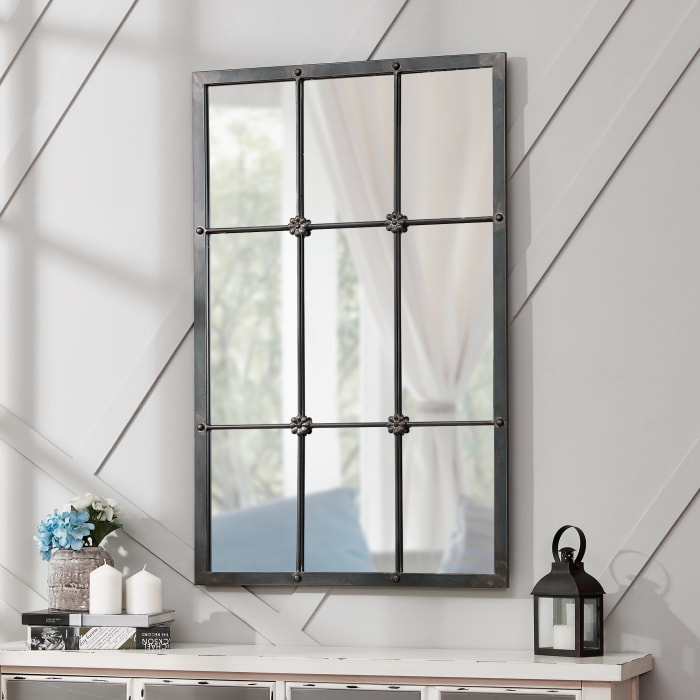 Homestead Manor Window Mirror