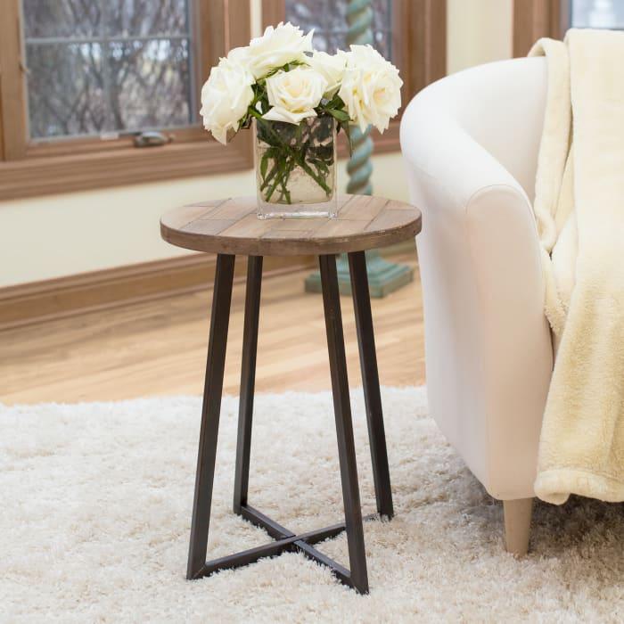 Rustic Farmhouse Wood Table