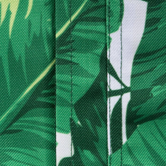 Banana Leaf Outdoor Tablecloth With Zipper 52 Round