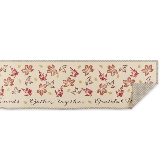 Gather Together Print Table Runner 14x72
