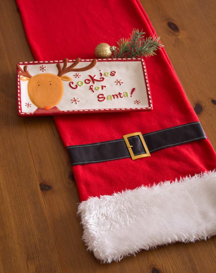 Santa Belt Table Runner 14x72