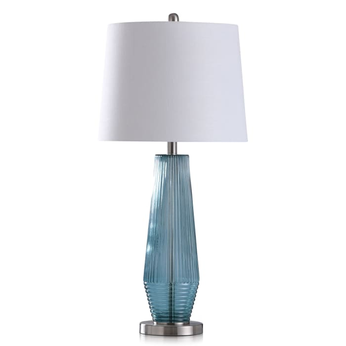 Erica Blue Table Lamp