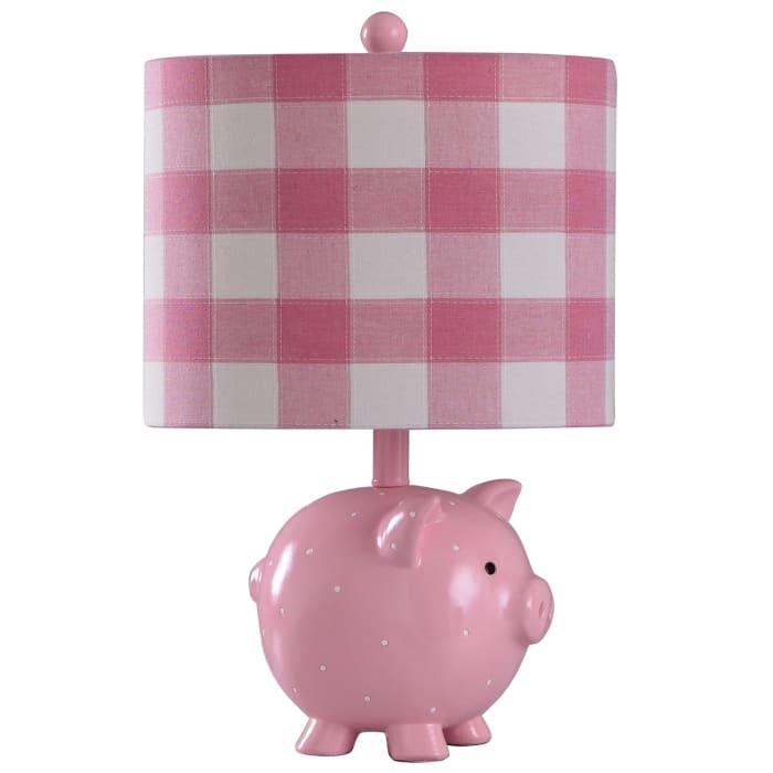 Petuna Pink Table Lamp