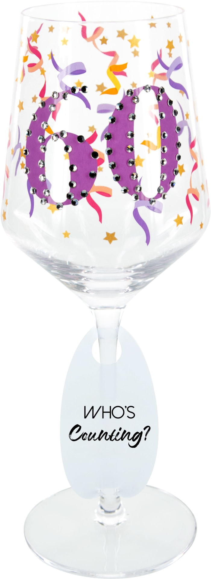 60 - Gemstone Glass