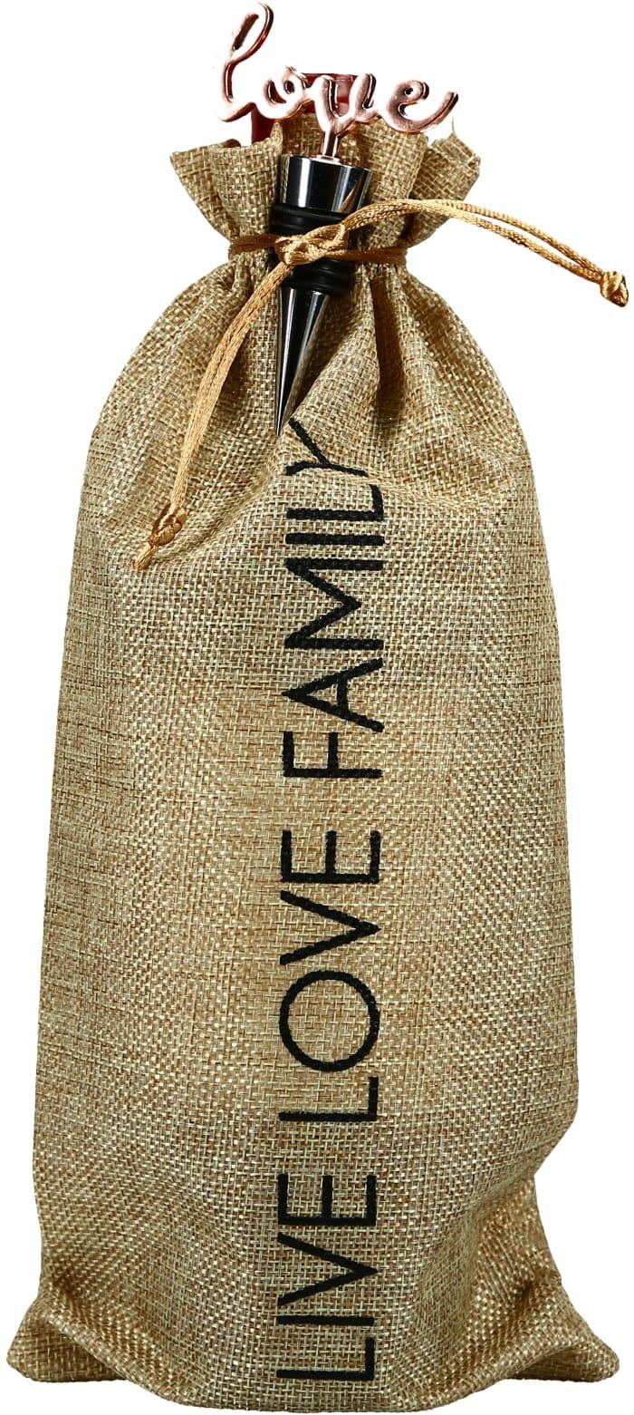 Family - Wine Gift Bag Set