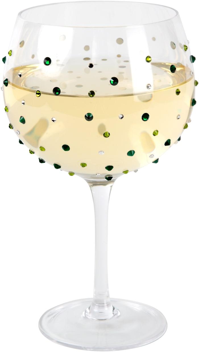 Green - Gemstone Glass