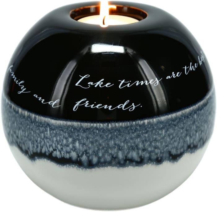 Lake - Decorative Tea Light Holder