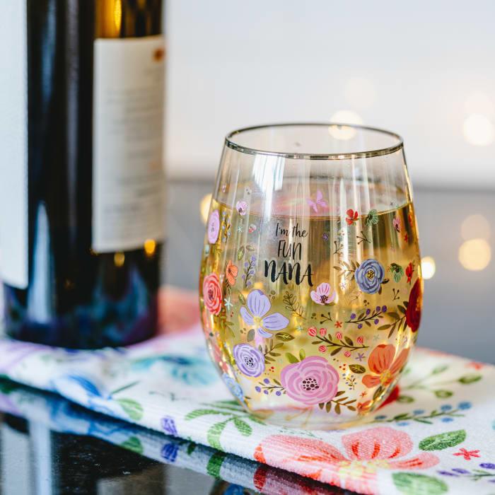 Nana - Stemless Wine Glass
