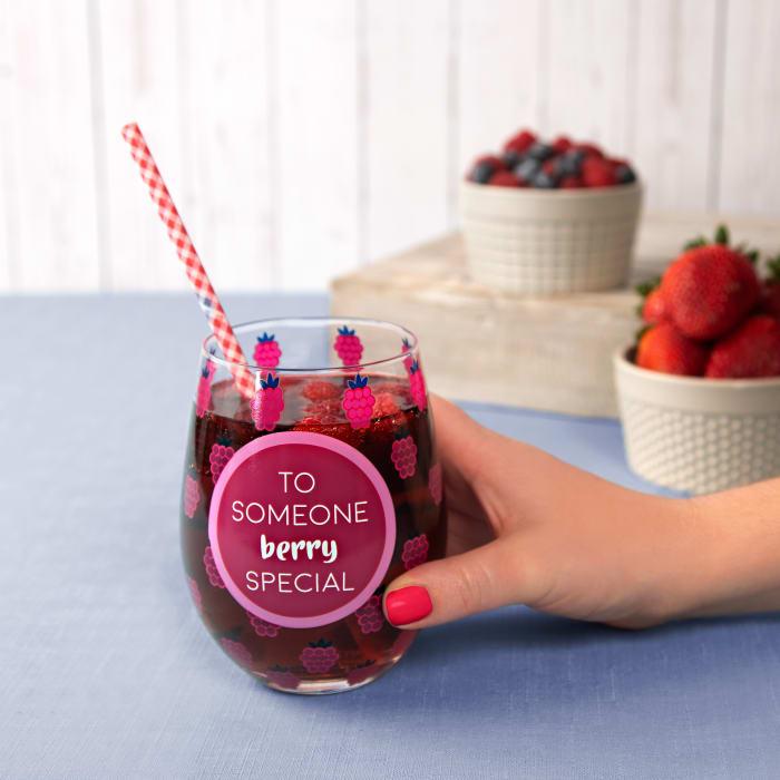 Someone Special - Stemless Wine Glass