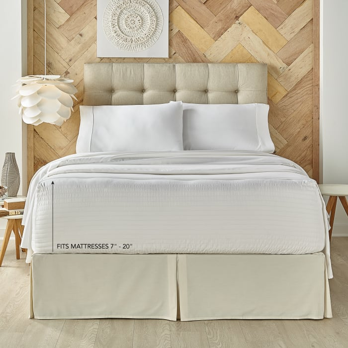 White Full 4Pc. Sheet Set