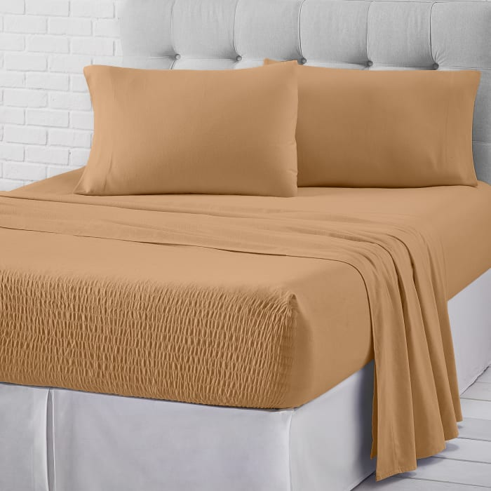 King 4Pc. Sheet Set