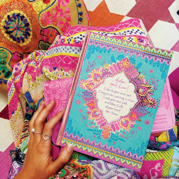 Follow Your Heart - Journal