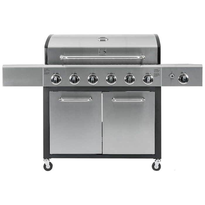 Kenmore Extra Large Grill with Side Burner