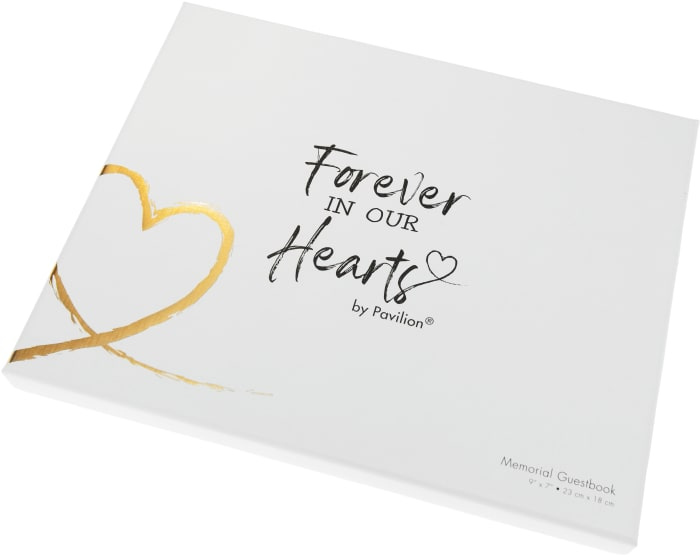Forever in our Hearts - Memorial Guest Book