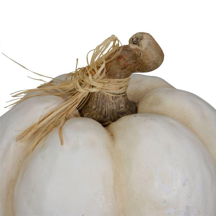 Cream Gourd Fall Harvest Tabletop Decoration