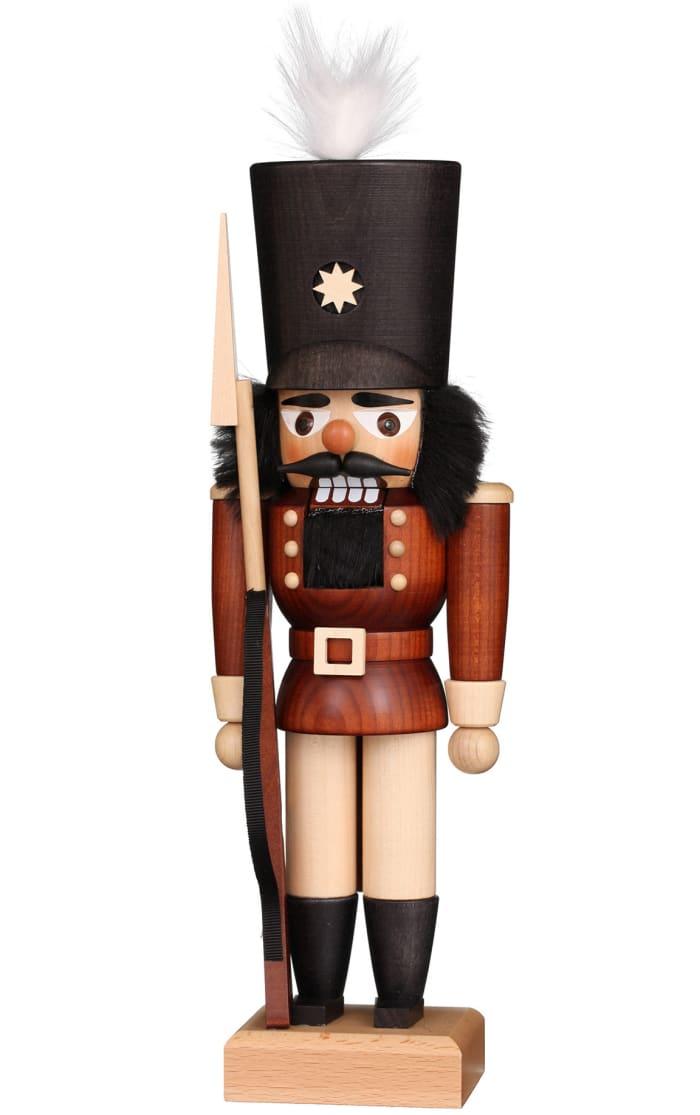 Christian Ulbricht Mini Nutcracker - Soldier (Natural)