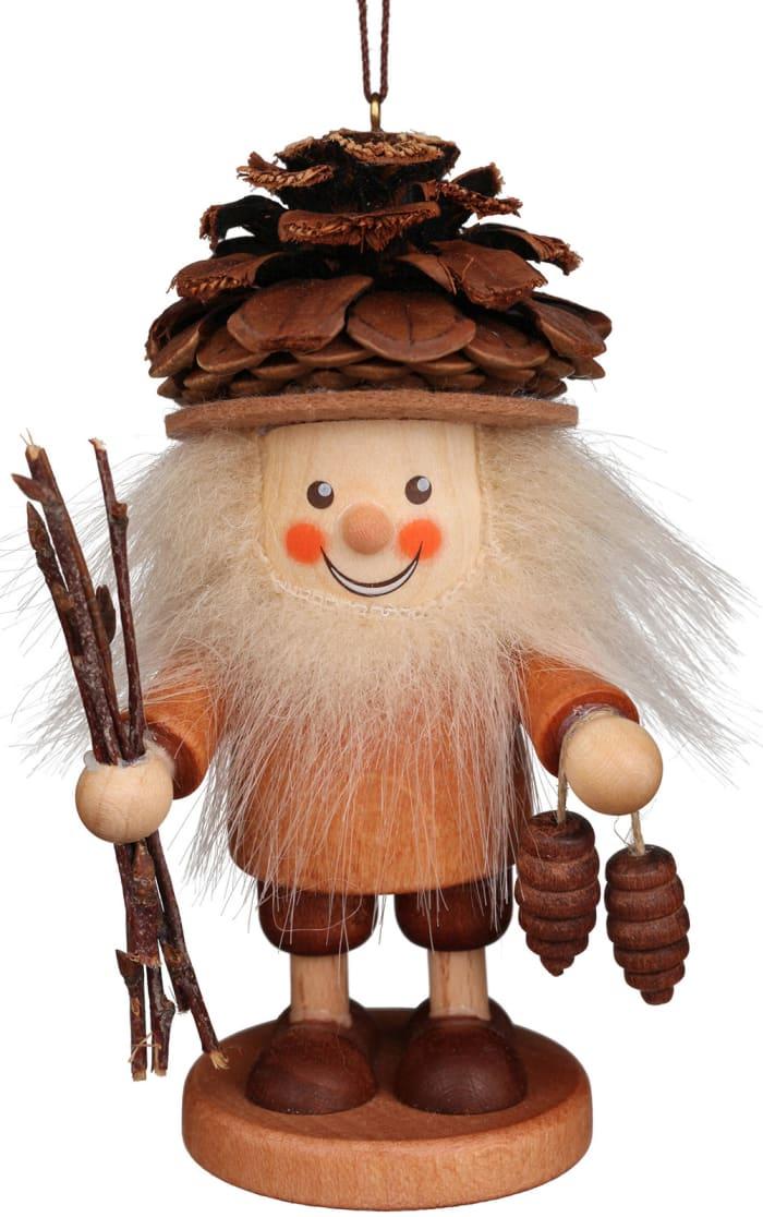 Christian Ulbricht Ornament - Pine Cone Boy