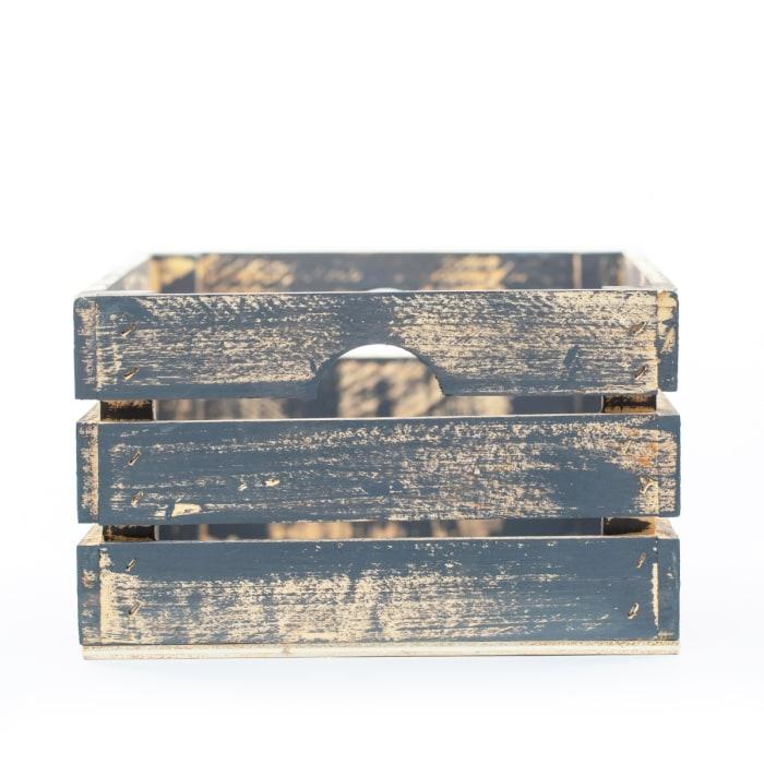 Rustic Decorative Wood Crates