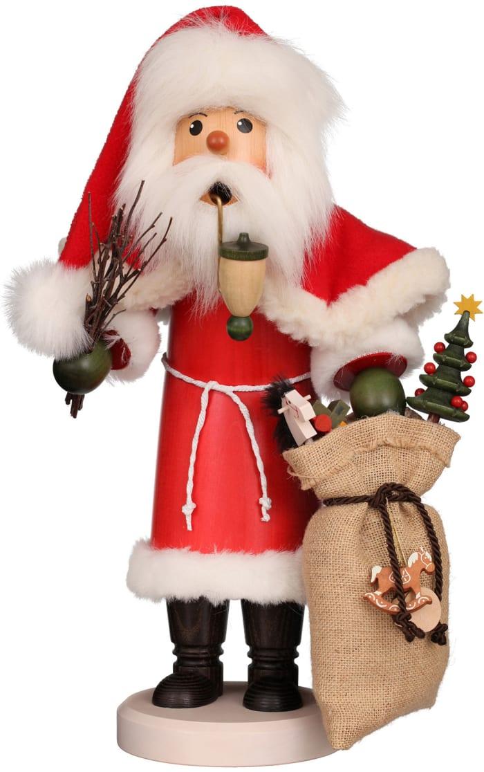 Christian Ulbricht Incense Burner - Santa with Sack