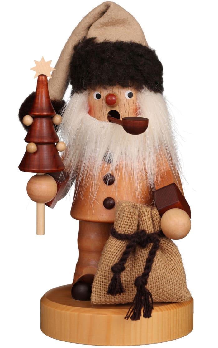 Christian Ulbricht Incense Burner - Santa (Natural)