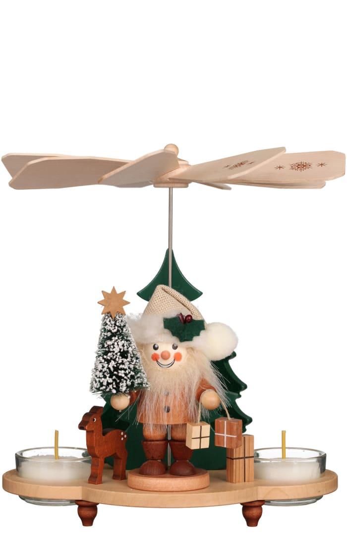Christian Ulbricht Pyramid - Santa with Tree