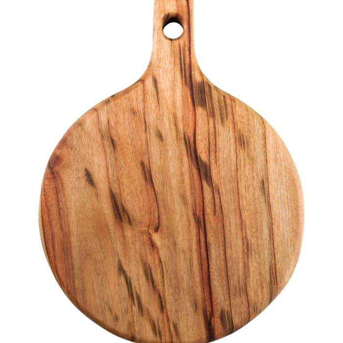 Wood Pizza Board