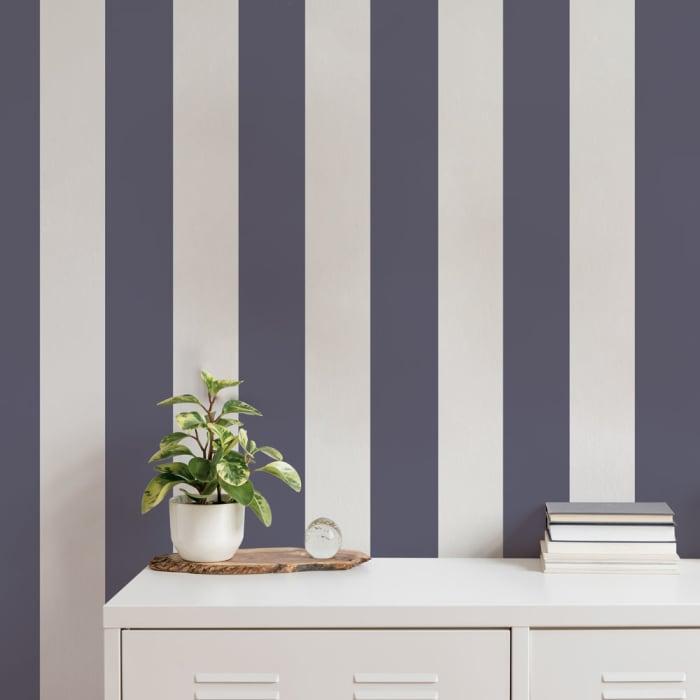 Stripe Removable Wallpaper