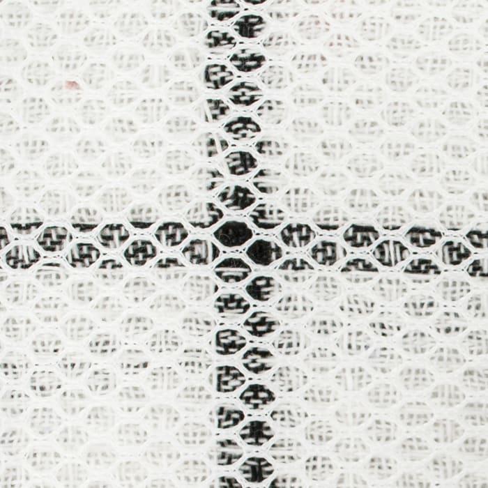 Black Scrubber Dishcloth (Set of 6)