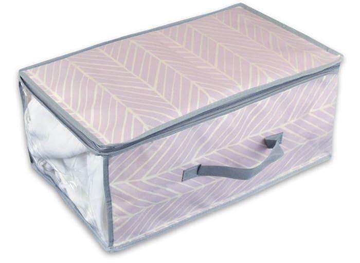 Chevron Soft Storage 18x12x8 Set/2
