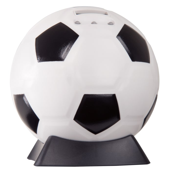 Soccer Ball Digital Coin Counting Bank