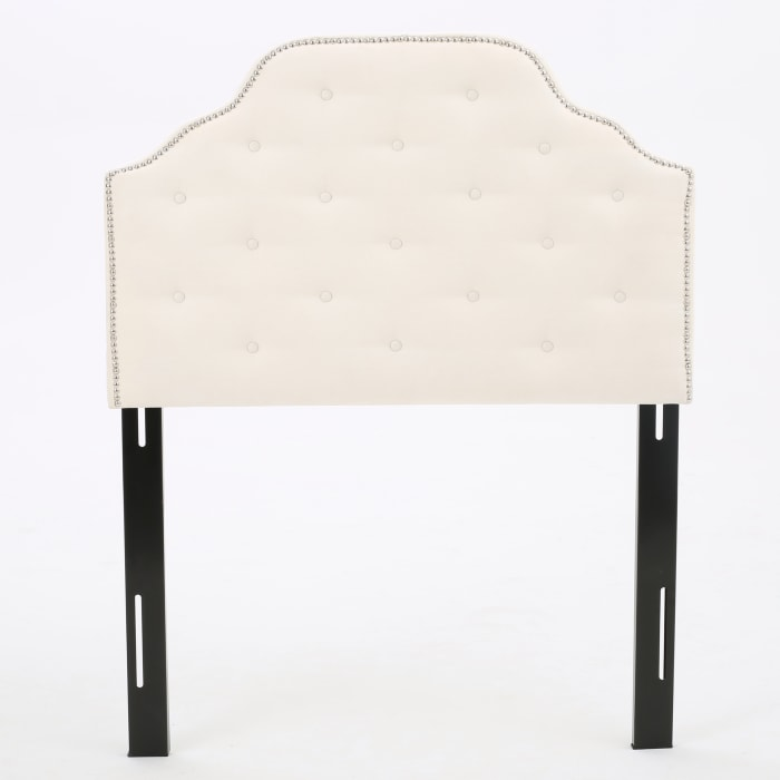 Ivory Twin Headboard
