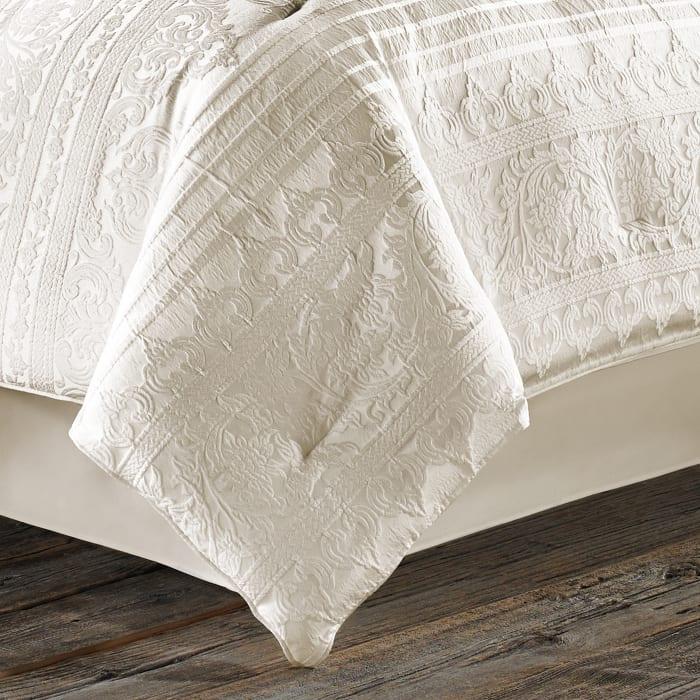 Ivory King Comforter Set