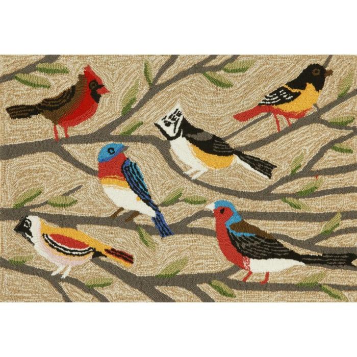 Birds Natural 2'6