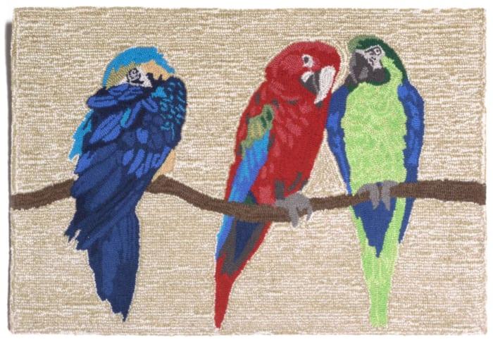 Natural Parrots 2'5