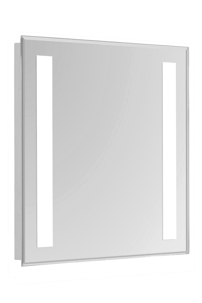 Dimmable 2 Sides LED Mirror