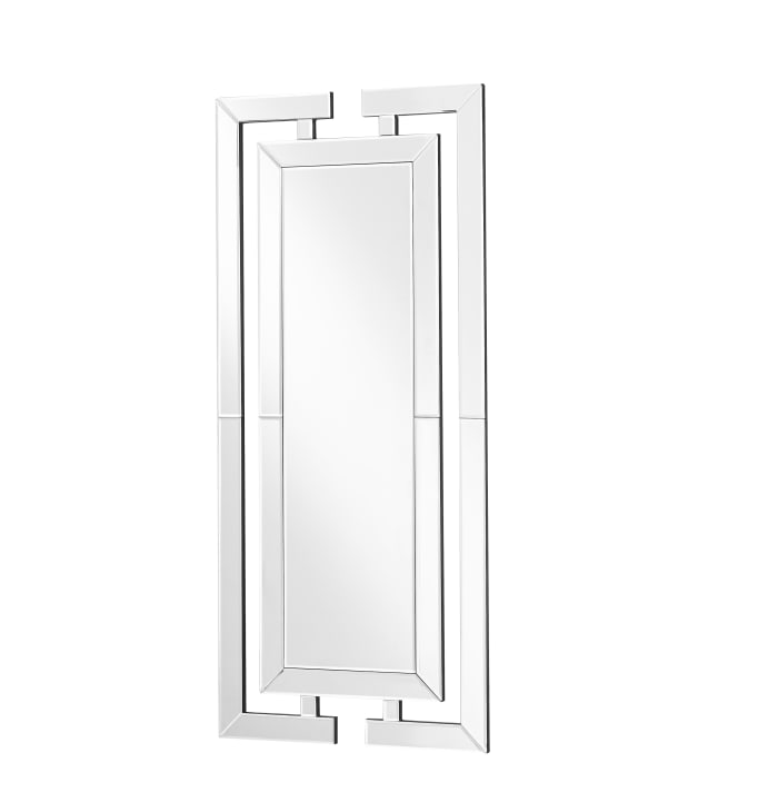 Contemporary Rectangular Mirror