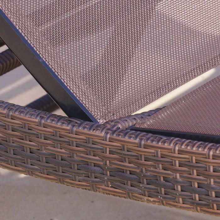 Textilene Chaise Lounge