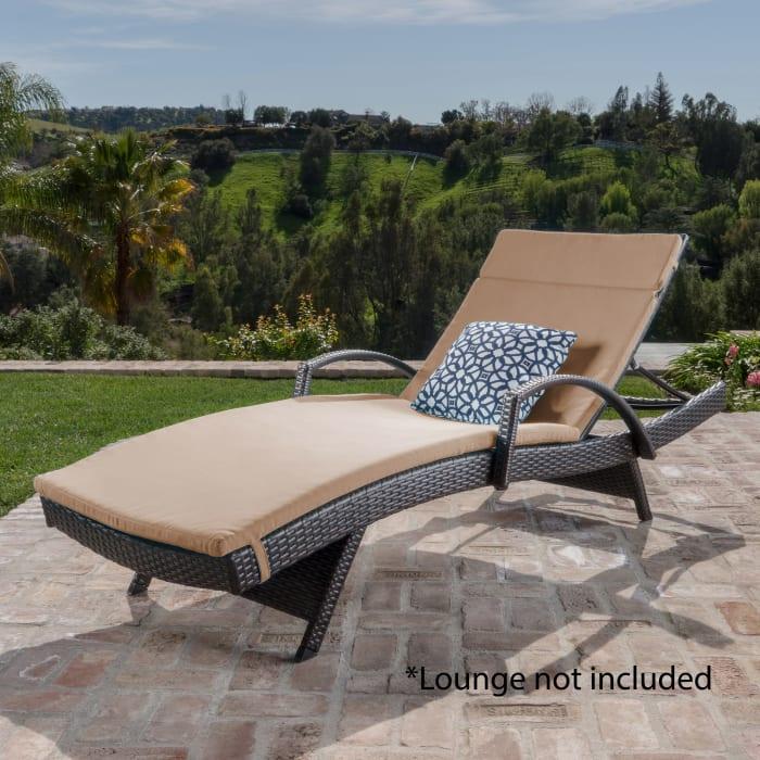 Caramel Lounge Cushion
