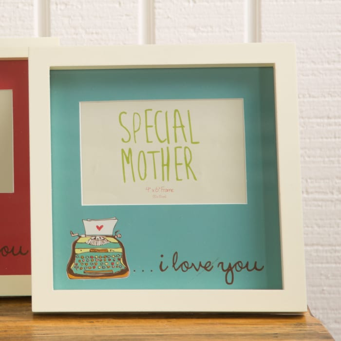 Special Mother 4x6 Photo Frame